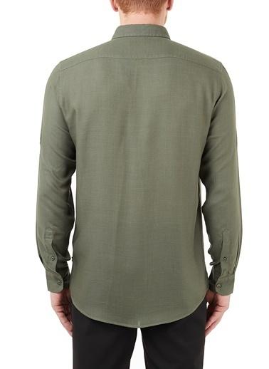 Nautica Gömlek Yeşil